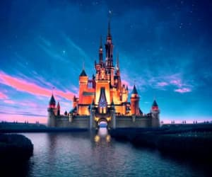 aladdin, castle, and film image