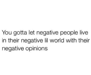 quote, tumblr, and negative people image