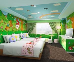 green, cuarto kawaii, and kawaii image