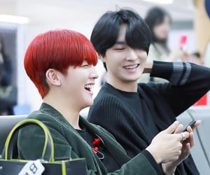 youngbin, zuho, and sf9 image