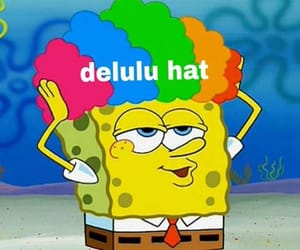 funny, memes, and spongebob image