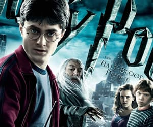 dumbledore, fantasy, and movie poster image