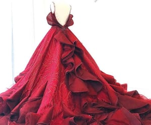 bride, diamond, and dress image