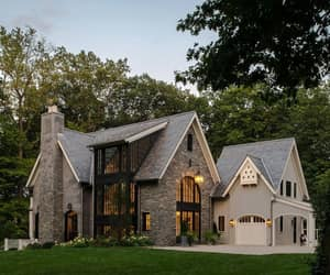 architecture, country living, and cozy image