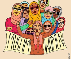 muslim women image