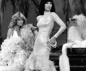 aesthetic, vintage, and cher image