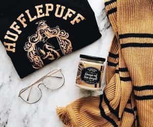 harry potter and hufflepuff image