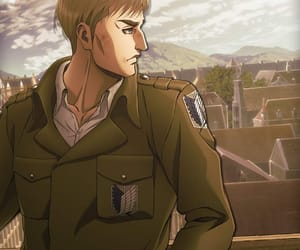 Erwin, snk, and handsome image
