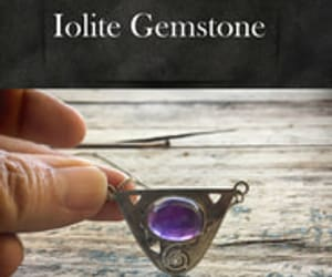 amethyst gemstone, iolite gemstone, and buy blue sapphire image