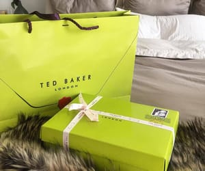 shopping and ted baker image