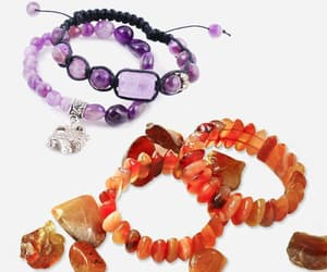 healing crystal jewelry, buy healing crystals, and handmade energy crystals image