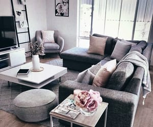 aesthetic, apartment, and armchair image