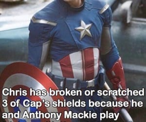 chris evans, mcu, and Avengers image