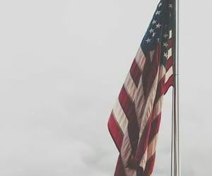 usa, flag, and america image