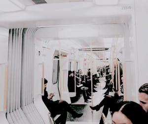 edited, london, and subway image