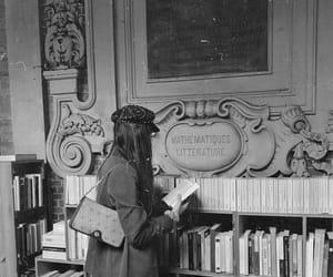 book, bookstore, and fashion image