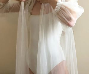 lingerie and white image
