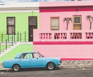 cape town, car, and color image