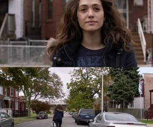 fiona, shameless, and gallagher image