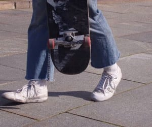 skate, aesthetic, and theme image