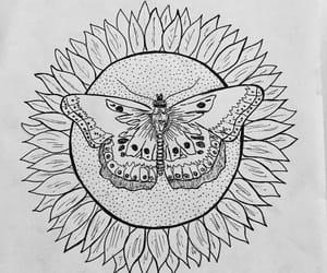 art, draw, and van gogh image