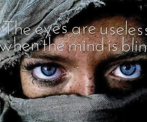 blind, eyes, and heart image