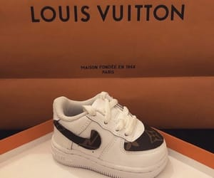 baby, Louis Vuitton, and nike image