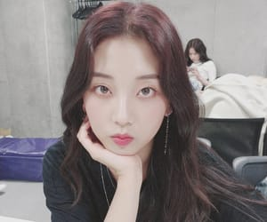crystal clear, seungyeon, and clc image
