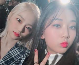crystal clear, yeeun, and seungyeon image