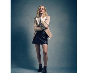 beauty, blonde, and outfito image