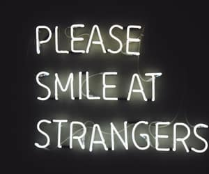 humanity, smile, and strangers image