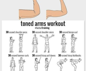 workout, sport, and fitness image