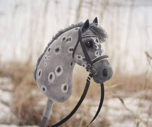 crafts, horses, and spots image