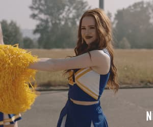 cheerleader, gif, and riverdale image