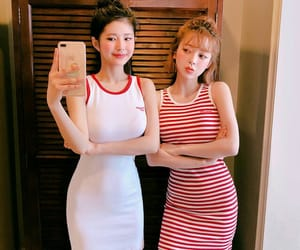 dresses, kfashion, and korean fashion image