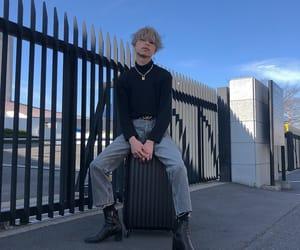 asian style, korean boy, and ulzzangboy image