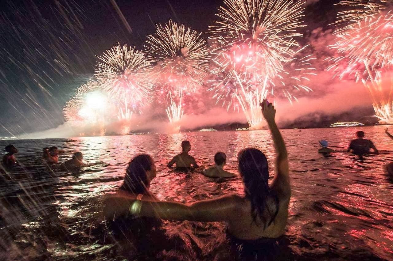 fireworks, summer, and friends image