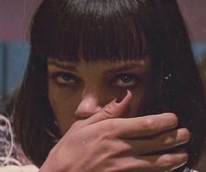 pulp fiction, 90s, and drugs image
