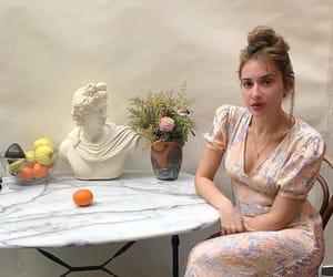 art, ethereal, and fashion inspiration image