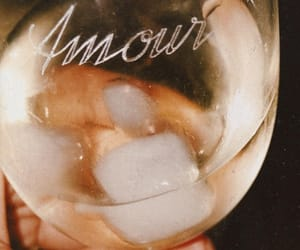 amour, drink, and wine image