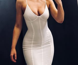 clothes, style, and bodycon image