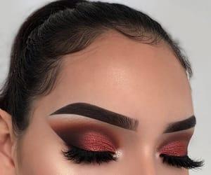 eyeshadow, fashion, and style image