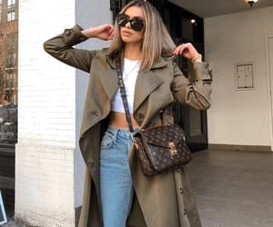 bag, clothes, and lifestyle image