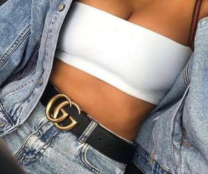 clothes, girls, and jeans image