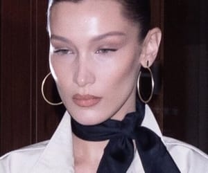 aesthetic, face, and fashion image