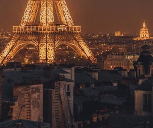 city, france, and frankreich image