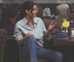 friends, 90s, and fashion image
