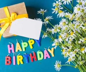 birthday, card, and b'day image