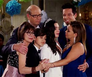 addiction, comedy, and one day at a time image