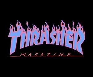 thrasher, wallpaper, and tumblr image